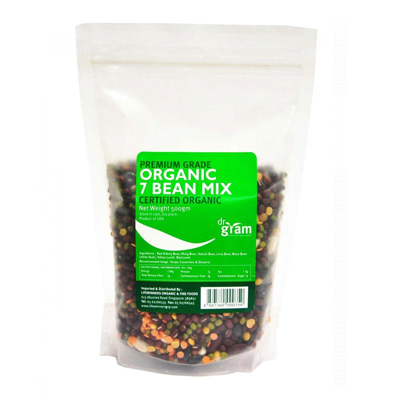 7 bean mix