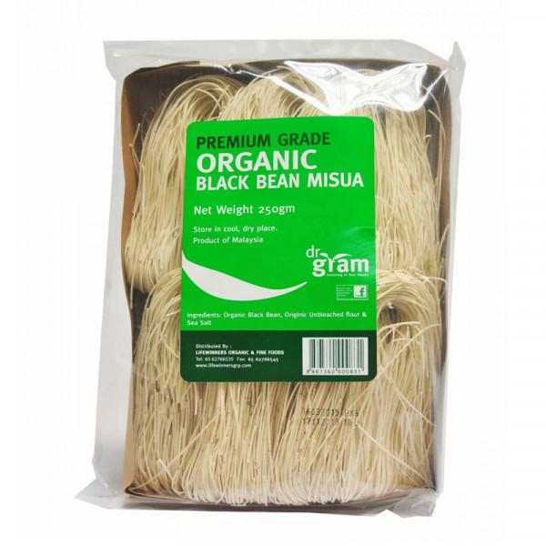 Black Bean Misua