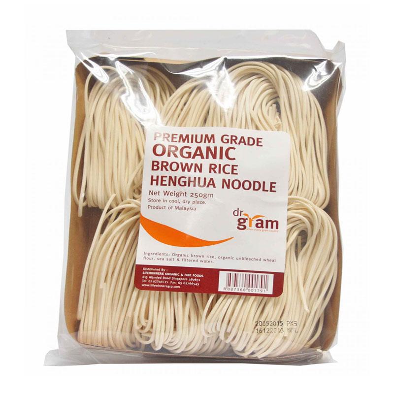 Brown Rice Heng Hua Noodle