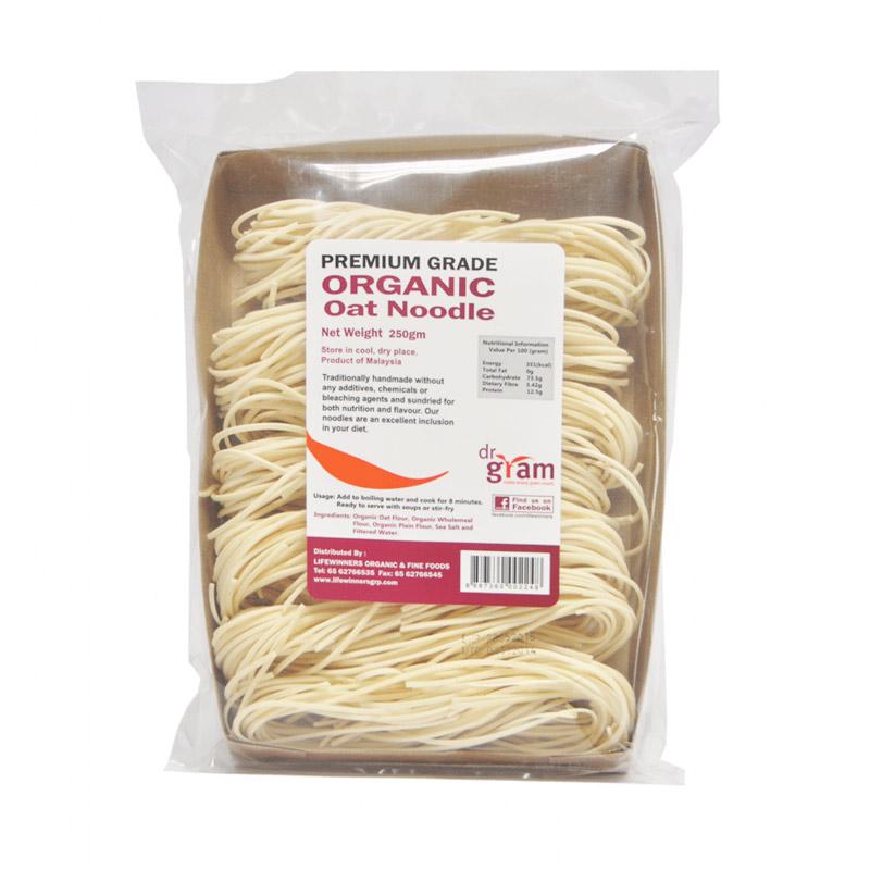 oat noodles