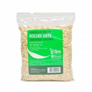 Dr Gram Organic Instant Rolled Oats 1kg
