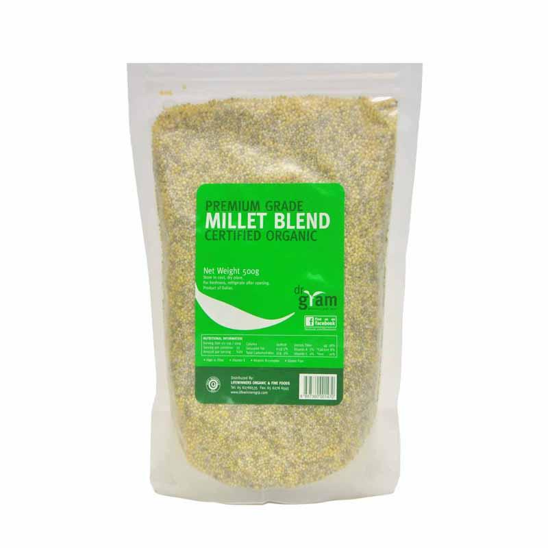 Dr Gram Organic Millet Blend