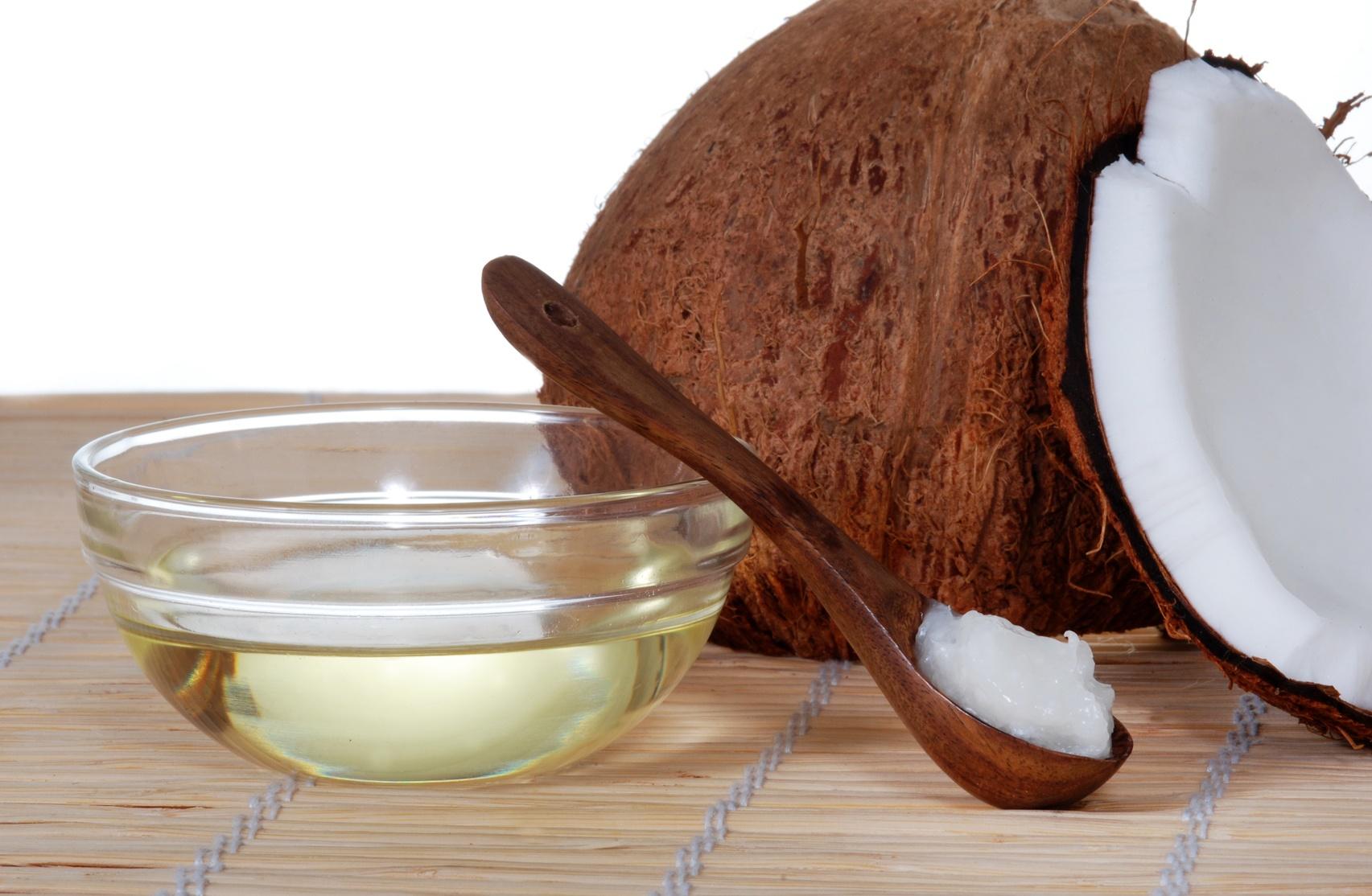 кокосовое масло красивая картинка потребуется